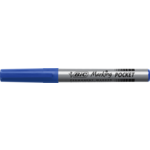 Маркер перманентный Bic Fine синий (bc8209012)