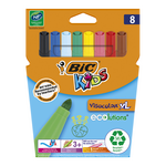 Фломастеры Bic Kids Visacolor XL 8цв (bc8290062)
