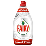 Средство д/посуды FAIRY Pure&Clean 450мл (s.37424)