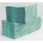 Полотенца бумажные КОХАВИНКА V-образные 170л (kx.50323-green)