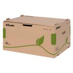 Архивный контейнер Esselte Eco коричневый (623919)
