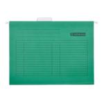 Подвесной файл Donau, А4, зеленый (7410905-06)