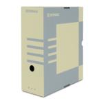 Бокс для архивации документов Donau, 120 мм, коричневый (7662301PL-02)