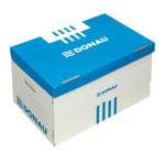 Короб для архивных боксов с накидной крышкой Donau, синий (7666301PL-10)