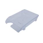Лоток горизонтальный Арника 80502, пластик, прозрачный