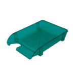 Лоток горизонтальный Арника 80507, пластик, светло-зеленый