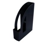Лоток вертикальный Арника 80521, пластик, черный