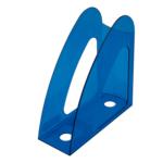 Лоток вертикальный Арника Радуга 80615, пластик, голубой