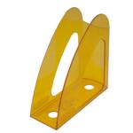 Лоток вертикальный Арника Радуга 80616, пластик, лимонный
