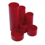 Подставка пластиковая Арника, красный (81002)