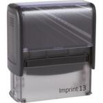Оснаска для штампа Trodat Inprint 13 (8913) черная (Imprint 13 чорн)