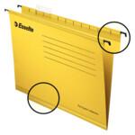 Файлы подвесные Esselte Classic 25 шт желтые (90314)