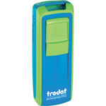 Карманная оснаска для штампа Trodat Pocket Printy 9512 сине-зеленая (9512 син/зел)