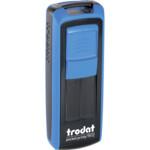 Карманная оснаска для штампа Trodat Pocket Printy 9512 синяя (9512 синя)