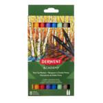 Набор маркеров с двумя наконечниками Derwent Academy™ Twin-Tip Markers - Brush, 8 шт (98206)