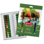 Набор масляных красок Derwent Academy™ Oil Paints 12ml 24 шт (98224)