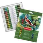 Набор акриловых красок Derwent Academy™ Acrylic Paints 12ml 24 Pack (98226)