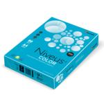 Бумага цветная Niveus интенсив,  А4/80, 500л., AB48, синий (A4.80.NVI.AB48.500)