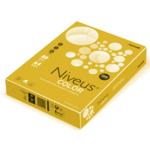 Бумага цветная Niveus интенсив, А4/80, 500л., CY39, желтый (A4.80.NVI.CY39.500)