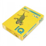 Цветная бумага IQ Intensiv SY40, Sun Yellow (солнечно-желтый), А4, 80 г/м2, 500 л (A4.80.IQI.SY40.500)