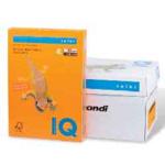 Цветная бумага IQ Pastell CR20, Cream (крем), А4, 80 г/м2, 500 л (A4.80.IQP.CR20.500)