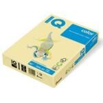 Цветная бумага IQ Pastell YE23, Yellow (желтый), А4, 80 г/м2, 500 л (A4.80.IQP.YE23.500)