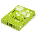 Бумага цветная Niveus интенсив, А4/80, 500л., LG46, лайм (A4.80.NVI.LG46.500)