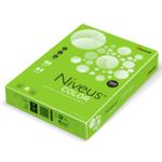 Бумага цветная Niveus неон, А4/80, 500л., NEOGN, зеленый (A4.80.NVN.NEOGN.500)