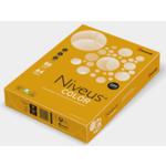 Бумага цветная Niveus неон, А4/80, 500л., NEOOR, оранжевый (A4.80.NVN.NEOOR.500)