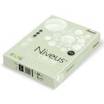 Бумага цветная Niveus пастель, А4/80, 500л., GN27, св.-зеленый (A4.80.NVP.GN27.500)