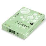 Бумага цветная Niveus пастель, А4/80, 500л., MG28, зеленый (A4.80.NVP.MG28.500)