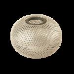 Подставка для скрепок Buromax Шар, металл, серебро (BM.6220-24)