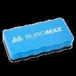 Губка для сухостираемых досок с магнитом Buromax, синий (BM.0074-02)