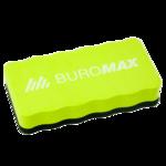 Губка для сухостираемых досок с магнитом Buromax, светло-зеленый (BM.0074-15)