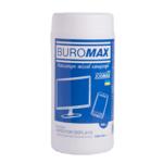 Салфетки для экранов и оптики BuroMax BM.0802