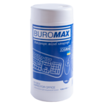 Салфетки для оргтехники, пластика, мебели BuroMax BM.0803