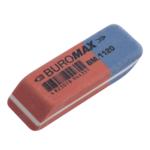 Ластик Buromax с абразивной частью красный (BM.1120)