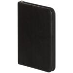 Папка черная Buromax, 35х26,4х4см,  искусственная кожа (BM.1622-01)