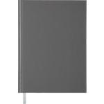 Ежедневник недатированный Buromax Strong, А5, 288 стр., серый (BM.2022-09)