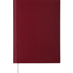 Ежедневник недатированный Buromax Strong, А5, 288 стр., бордовый (BM.2022-13)