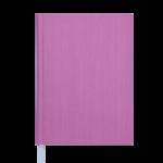 Ежедневник недатированный Buromax Actual А5 из бумвинила на 288 страниц Светло-розовый (BM.2050-43)
