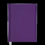 Ежедневник недатированный Buromax Memphis А5 из бумвинила на 288 страниц Фиолетовый (BM.2056-26)