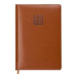 Ежедневник датированный Buromax Bravo, А5, коньячный (BM.2112-41)