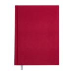 Ежедневник недатированный Buromax Perla, А5, 288 стр., красный (BM.2045-05)