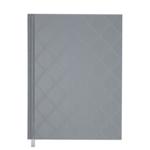 Ежедневник недатированный Buromax Chanel, А5, 288 стр., серебряный (BM.2046-24)