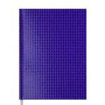 Ежедневник недатированный Buromax Diamante, А5, 288 стр., фиолетовый (BM.2047-07)