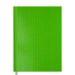 Ежедневник недатированный Buromax Diamante, А5, 288 стр., салатовый (BM.2047-15)