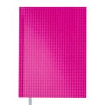 Ежедневник недатированный Buromax Diamante, А5, 288 стр., малиновый (BM.2047-29)