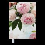 Ежедневник датированный 2022 Buromax ROMANTICА5 св-розовый 336 с (BM.2170-43)