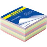Блок бумаги для записей Buromax Декор BM.2284, 90х90х40 мм, 500 лист, склеенный